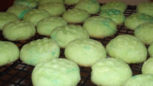 """Sea sLime"" Cookies"