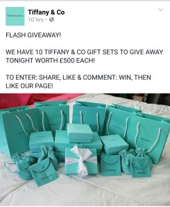 FAKE giveaway!